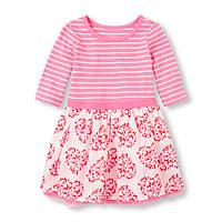 Платье с пышной юбкой для девочки 4 года  The Children's Place (США)