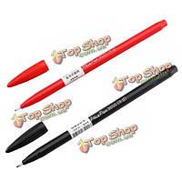 2 цвета водонепроницаемый карандаш для бровей тату вышивка контур для губ ручки