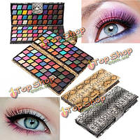 80 матовый набор цветов теней палитра теней для век макияж комплект