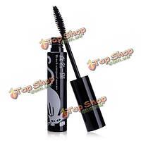 Косметический макияж водонепроницаемый удлинение густой завиток черных глаз тушь для ресниц