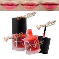 2в1 водонепроницаемый крашения жидкости блеск для губ румяна лица длительный