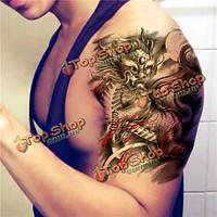 Этикетки татуировки запускают этикетку тела проектов Гирина водонепроницаемое временное поддельное делание татуировку