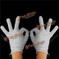 Перчатки трикотажные из хлопка защитные