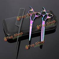 Профессиональные парикмахерские филировочные ножницы