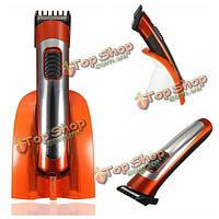 Мужчины ребенок аккумуляторная электрическая волос триммер бритва для стрижки