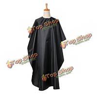 Черный водонепроницаемый волос резки платье мыса ткань парикмахер