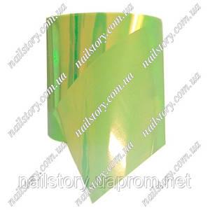 """Фольга  """"Битое стекло"""" для дизайна ногтей №6"""