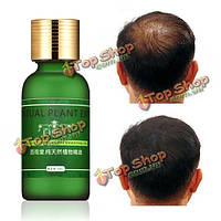 Натуральный растительный экстракт быстрый волос сущность роста эфирное масло имбиря жидкий женьшень травяной чистый