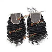 Накладка из натуральных бразильских волос оттенок 6a