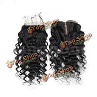 Накладка из натуральных волос на сеточке