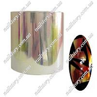 """Фольга  """"Битое стекло"""" для дизайна ногтей №2"""