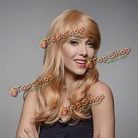 Натуральный женский парик 58см