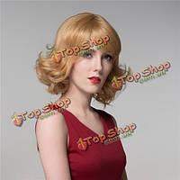 Натуральный парик каре 8 цветов