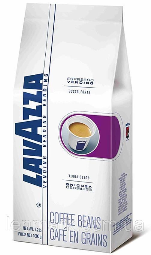 Кофе в зернах Lavazza Vending Gusto Forte, 1000 г.