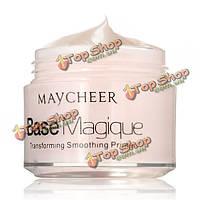 Zero поры кожи лица база крем маскирующее гладкая против морщин крышки макияж фундамента