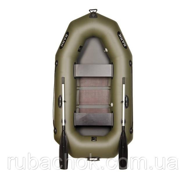 Двухместная надувная гребная лока (Барк) B-230D