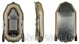 Двомісна гребний надувна лодка Bark (Барк) B-240С