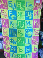 Детская махровая простынь ТМ Речицкий текстиль,размер 104*160, 100%хлопок