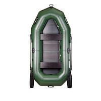 Двухместная гребная надувная лодка Bark (Барк) В-270D, фото 1