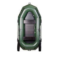 Двухместная гребная надувная лодка Bark (Барк) В-270РD, фото 1