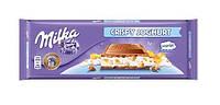Шоколад Milka Crispy Joghurt 300г