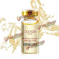 Cucnzn Clear коллагена жидкой антивозрастная отбеливающая увлажняющая эссенция
