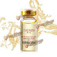 Cucnzn коллагена эфирное масло сущность решения морщин Подтяжка отбеливание укрепляющий увлажняют жидкости