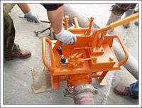 Гидравлическая задвижка (гидрозатвор) для бетононасоса