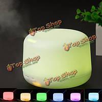 Очистителя эфирное масло Увлажнитель воздуха диффузор Aroma 7 цветов изменяя LED ультразвуковые Aromaтерапия