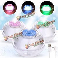 Мини-USB LED светящееся важно очиститель воздуха масло увлажнитель воздуха Aroma Диффузор создатель тумана ночной свет
