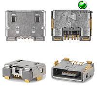 Коннектор зарядки для Sony Ericsson ST15 / ST17i, оригинал