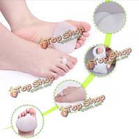 Мягкие силиконовые стопы колодки подушки защищают плюсневой обуви стельки для ног