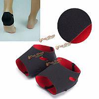 1 пара протектор рельеф подошвенной фасциит свод стопы боль в пятке рукав подушки
