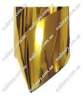 Фольга глянцевое золото