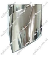 Фольга глянцевое серебро