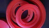 Футеровочная лента, кольца Ф200,300 диаметра для канатных машин, Житомир футеровка, Житомир