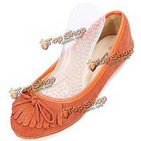 Женщины мужчины прозрачный гель каблук подушка подушечки обувь стельки