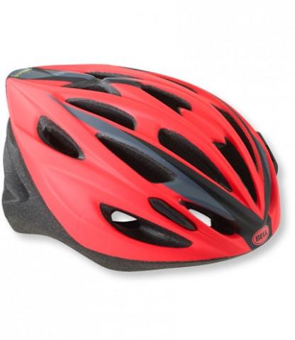 Велошлем Bell Solar красный/титановый Guilt Trip, Uni (54-61) (GT)