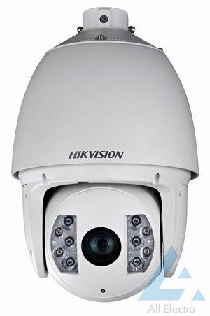Скоростная поворотная камера видеонаблюдения Hikvision DS-2DF7284-AEL