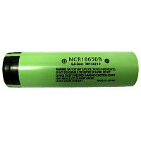 Аккумулятор литиевый 18650 Panasonic 3400mAh NCR 18650B(Original)Япония 3.7V  Li-ion