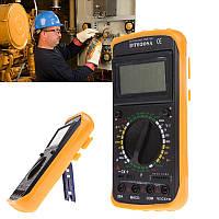 Профессиональный мультиметр DT-9208A тестер вольтметр амперметр