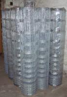 Сетка облегченная Казачка h=1,5 м, оцинкованнаяинкованная проволока 1,6//2,0 мм. Для дома и дачи.