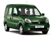 Тюнинг , обвес на Renault Kangoo (1998-2007)