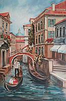 «Незабываемая Венеция» картина маслом