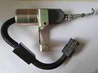 Соленоид глушилка к погрузчикам Case W24C, 621C Cummins 6BT5.9-C
