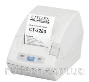 Чековый принтер «Citizen CT-S281» RS-232