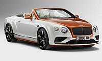 В Mulliner показали уникальный Bentley Continental GT