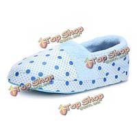 Новые женщины мягкие тапочки на дому тапочки хлопка сохранить теплые и удобные домашние туфли