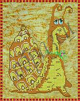 Схема для вышивки бисером  Символ вечности и терпения КМР 4074