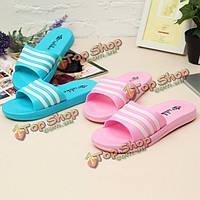 Новые женщины домашняя ванная комнатной туфли внутренняя антискользящая обувь комнатной туфли